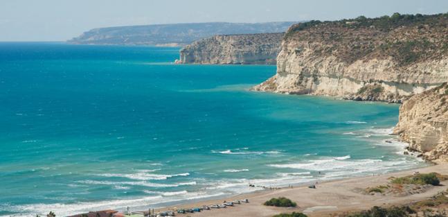 """news item """"Голубой флаг"""" на пляжах Кипра"""