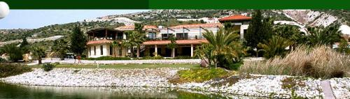 secter valley golf resert holiday rent cyprus